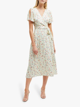 French Connection Roseau Jersey Midi Dress
