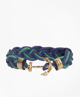 Brooks Brothers Kiel James Patrick Braided Bracelet