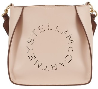Stella McCartney Stella logo mini cross-body bag