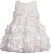 Bonnie Baby Baby Girls' Rosette Dress
