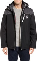 Spyder Men's Insulated Hooded Jacket