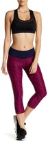 Brooks Greenlight Capri Legging