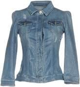 Atos Lombardini Denim outerwear - Item 42594547