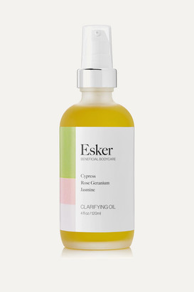 Esker Beauty - Clarifying Body Oil, 120ml - Colorless
