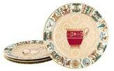 Gucci Gilt Porcelain Plates