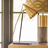 Graham and Green Leo Brass Table Lamp