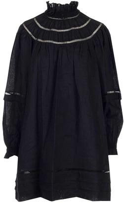 Etoile Isabel Marant Adenia Long Sleeved Mini Dress