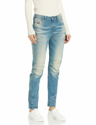 G Star Women's 5620 3D Low Rise Boyfriend Fit Jean in Cyclo Stretch