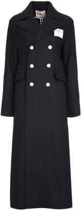 Plan C Wool Long Coat