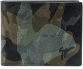 Giuseppe Zanotti Design Albert billfold wallet