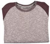 Point Zero Men's Long Sleeve Round-Neck Sweater