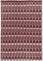 LIV INTERIOR Tulip Cotton Rug