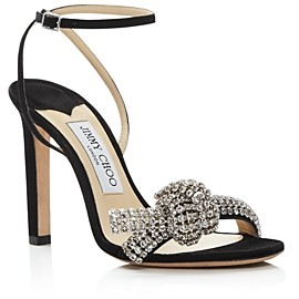 Jimmy Choo Women's Thyra 100 High-Heel Sandals