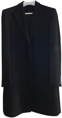 Genny Black Wool Jacket for Women
