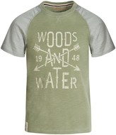 Weatherproof Raglan T-Shirt - Short Sleeve (For Big Boys)