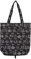 Harrods Designer Shoe Pocket Shopper Bag