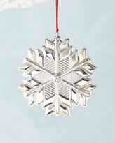 Gorham 2017 48th-Edition Snowflake Ornament