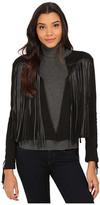 Velvet by Graham & Spencer Tiffany Fringe Jacket