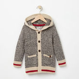 Roots Toddler Cabin Hooded Cardigan