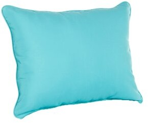 Salton Rosecliff Heights Piped Indoor/Outdoor Throw Pillow Rosecliff Heights