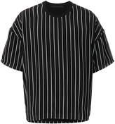 Haider Ackermann line print T-shirt