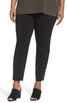 Eileen Fisher Plus Size Women's Moto Pants