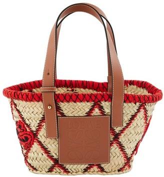 Loewe Animals small basket bag