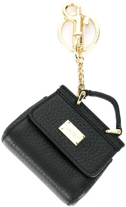Dolce & Gabbana St. Dauphine bag keyring