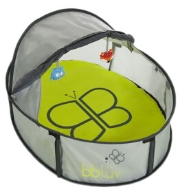 Bbluv Nido Mini 2 in 1 Travel Play Tent