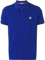 Moncler classic polo shirt - men - Cotton - XXL