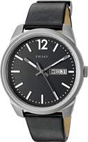 DKNY Men's NY2446 Bryant Park Analog Display Japanese Quartz Watch