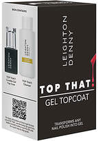 Leighton Denny Top That Gel Top Coat Kit