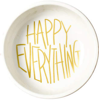 Coton Colors Happy Everything! Collection Persimmon Small Dot Happy Everything Dipping Bowl