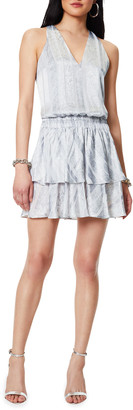 Ramy Brook Avery Printed Mini Dress