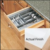 Rev-A-Shelf GCT-2W-52 Cutlery Organizer