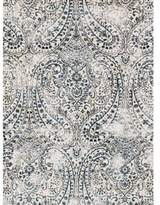 Loloi Rugs Torrance Paisley 7-Foot 10-Inch x 10-Foot 10-Inch Area Rug in Ivory/Blue