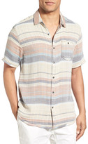 Jeremiah Jarvis Regular Fit Short Sleeve Reversible Sport Shirt