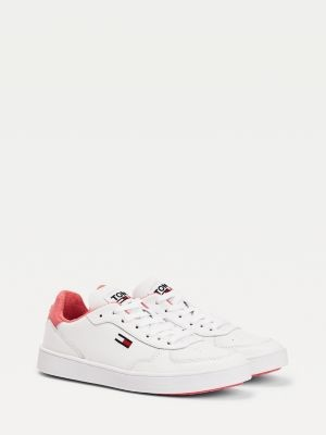 Tommy Hilfiger Low-Top Cupsole Trainers