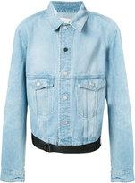 Ex Infinitas - classic denim jacket - men - Cotton - L
