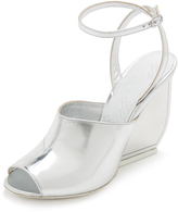 Maison Margiela Mirror Heeled Sandals