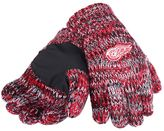 Adult Forever Collectibles Detroit Red Wings Peak Gloves
