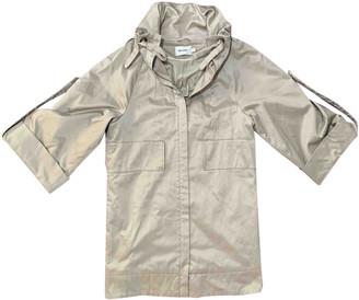 Gestuz Beige Cotton Jackets