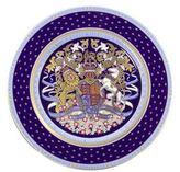 Harrods Longest Reigning Monarch Commemorative Plate