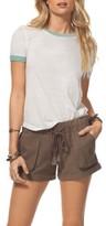 Rip Curl Women's Tumbleweed Cotton Shorts