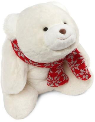 Gund Snuffles Teddy Bear With Scarf