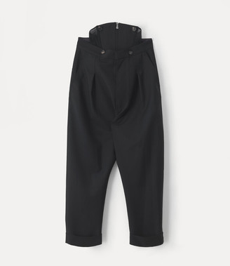 Vivienne Westwood Corset Trouser Black