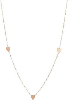 Set & Stones Amy Heart Necklace