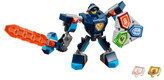 Lego Nexo Knights Battle Suit Clay