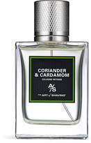 The Art of Shaving Coriander & Cardamom Eau de Toilette, 100 mL