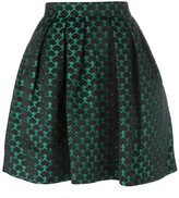 Mary Katrantzou mini cloud print 'Algernon' skirt